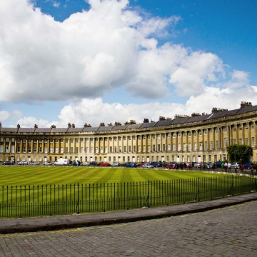 Bath Uk Royal Crescent